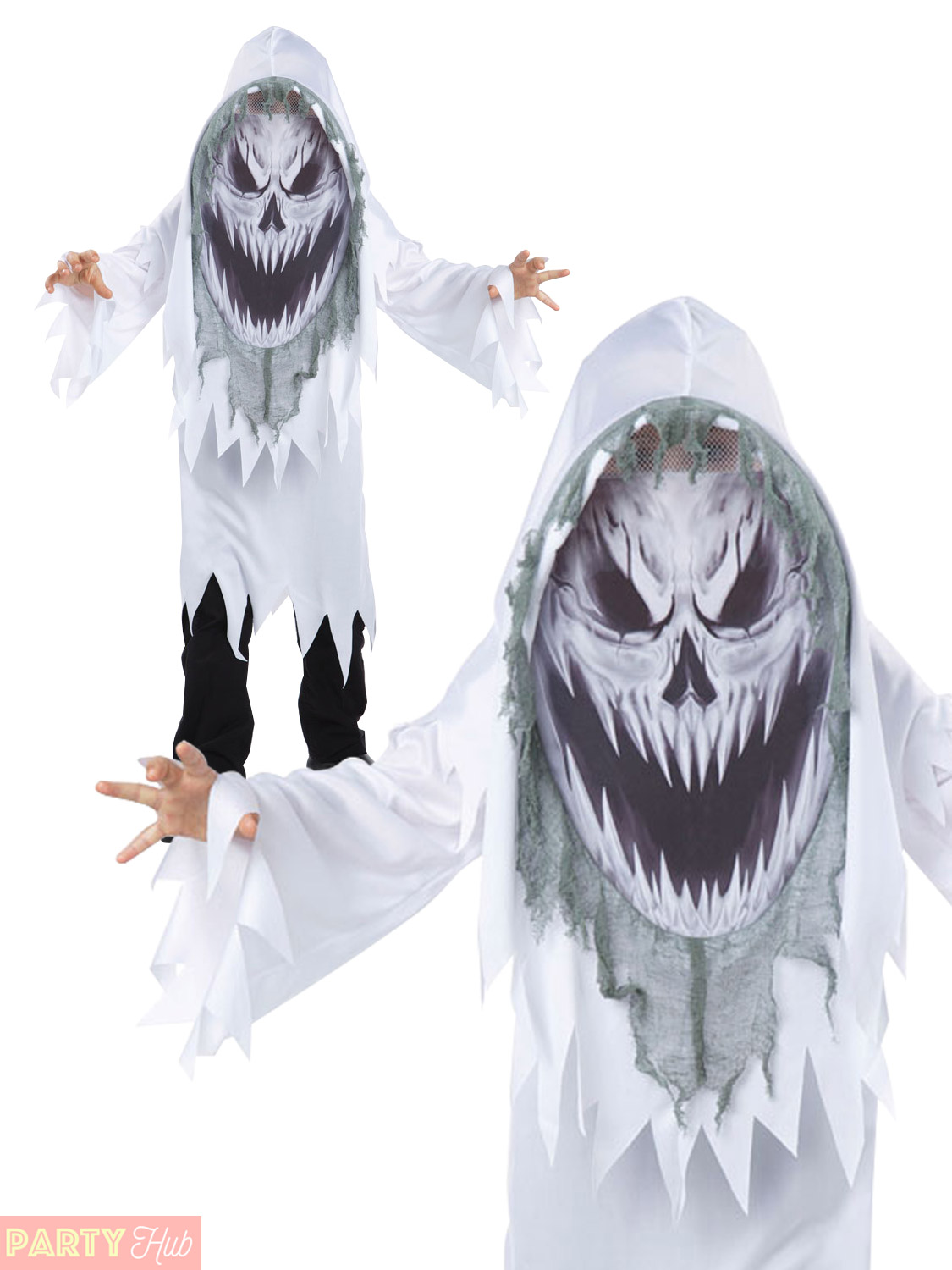 Boys-Mad-Creeper-Zombie-Reaper-Horror-Halloween-Costume-Kids-Child-Fancy-Dress