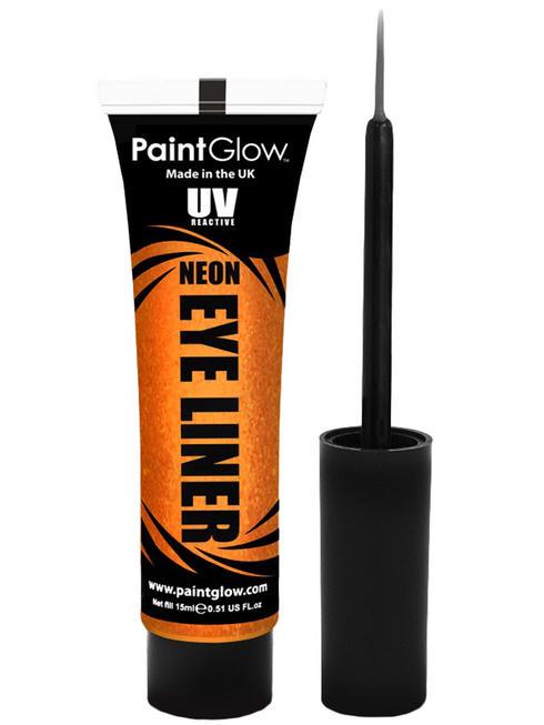 Orange UV Eyeliner