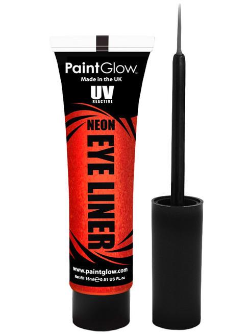 Red UV Eyeliner