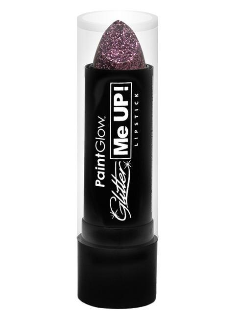 Pink Glitter Me Up Lipstick
