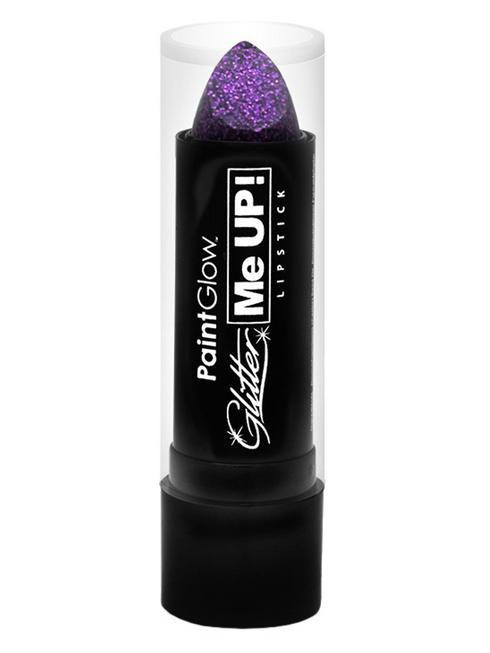 Fuchsia Glitter Me Up Lipstick