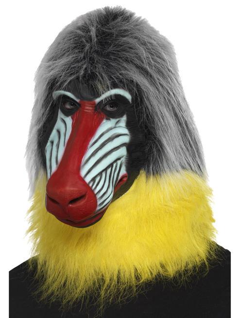 Adult's Baboon Mask