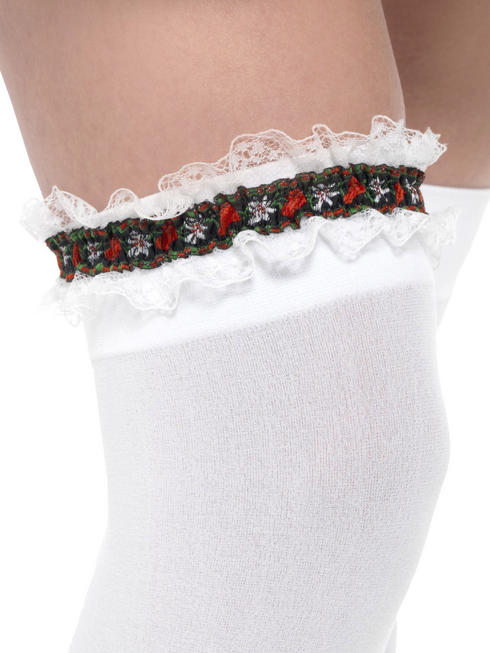 Ladies Bavarian Leg Garter