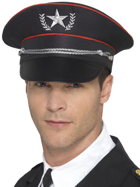 Adults Deluxe Military Hat