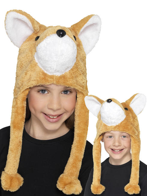 Child's Fox Hat