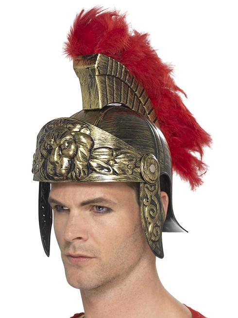 Adult's Roman Spartan Helmet