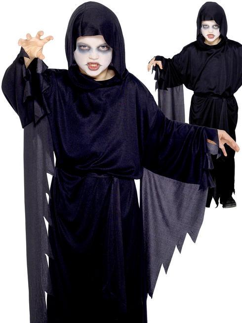 Boy's Screamer Ghost Costume