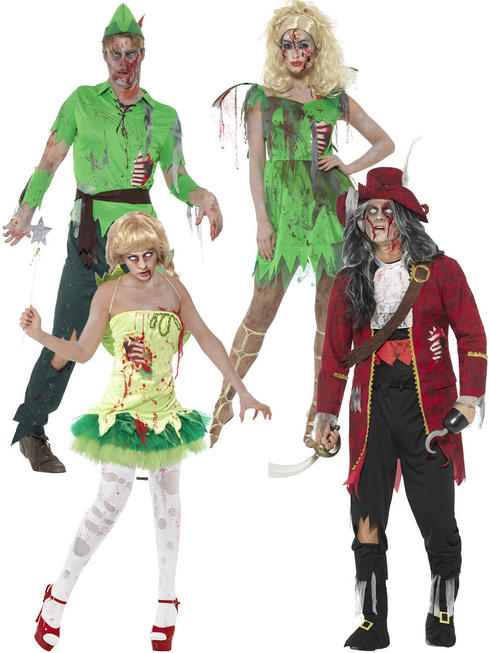 Adult's Peter Pan Costume