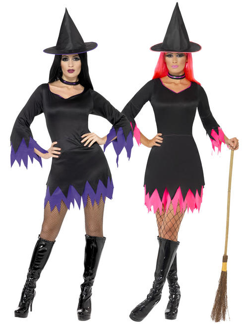 Ladies Witch Costume