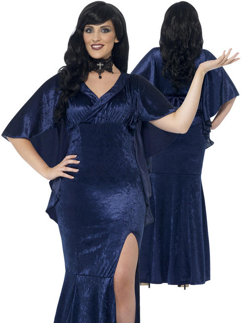 Ladies Curves Sorceress Costume