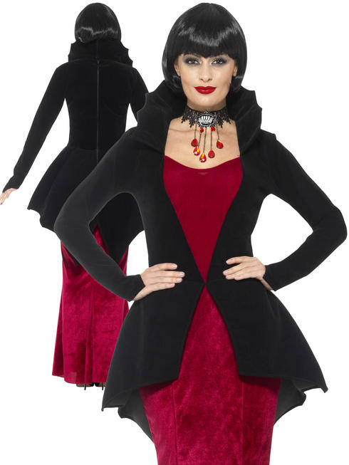 Ladies Deluxe Regal Vampiress Costume