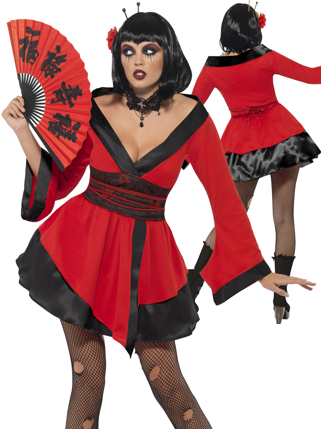 Pity, Womens costumes outfits geisha dress join. All