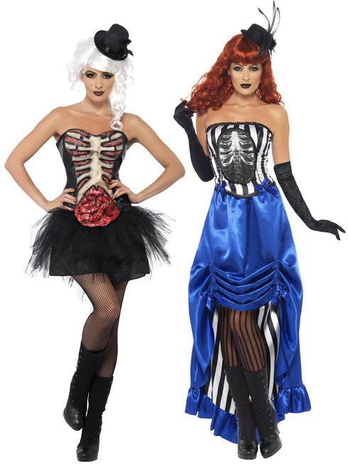 Ladies Grotesque Burlesque Costume