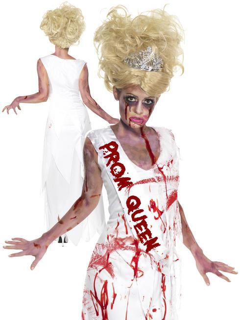 Ladies High School Horror Zombie Costume