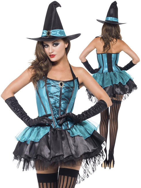 Ladies Witch Divine Costume