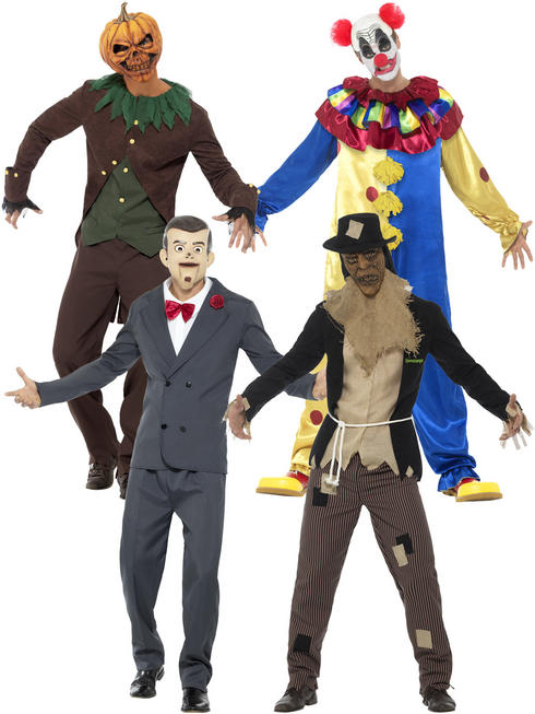 Men's Goosebumps Costume