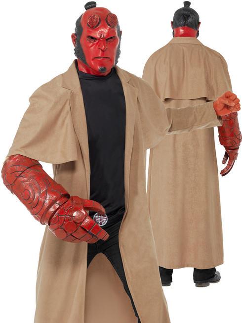 Mens Hellboy Costume