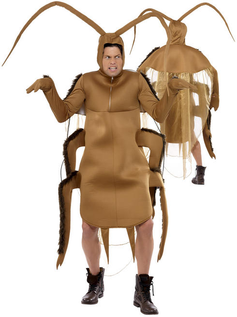 Men's Cockroach Costume