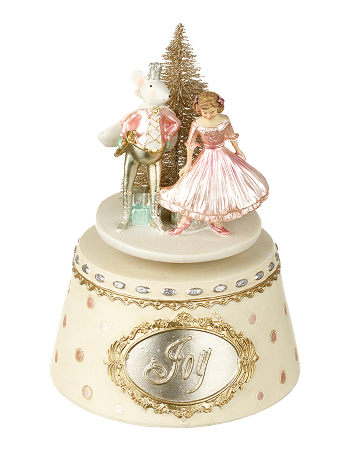 decorate your home this christmas with a nutcracker themed with these beautfiul musical decorations