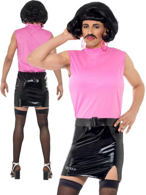 Men's Queen Freddy Mercury Costume