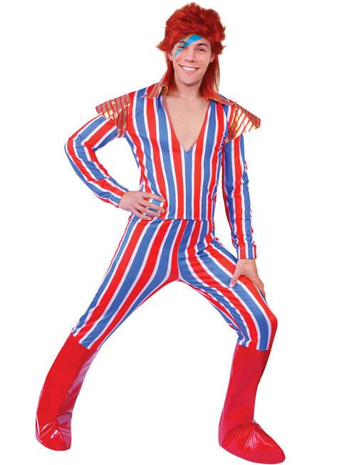 Men's 70S Alter Ego Rock Star Costume - Standard