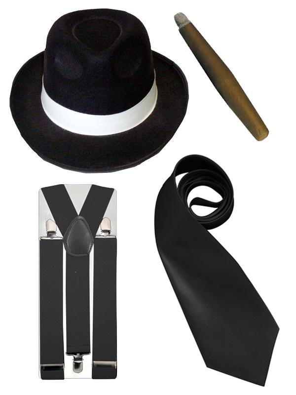 93572d6404d95 Al Capone Gangster Hat