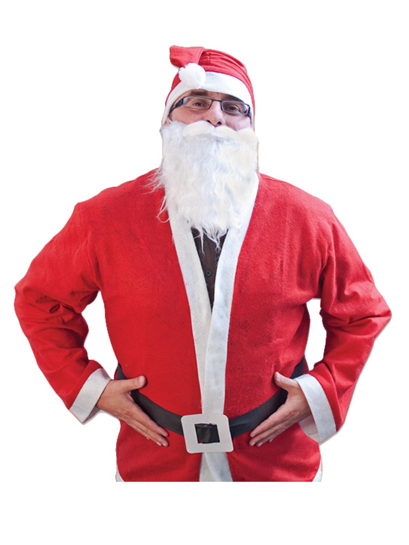 Mens fun piggy back christmas fancy dress costume elf