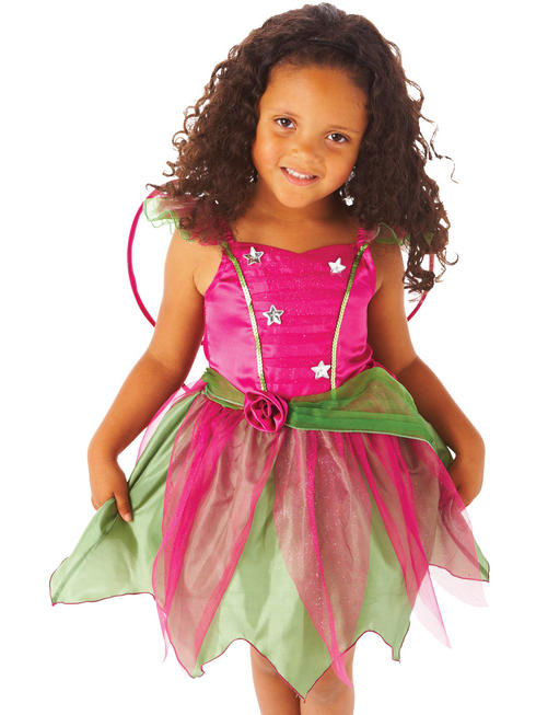 Girl's Mulberry Fairy Costume