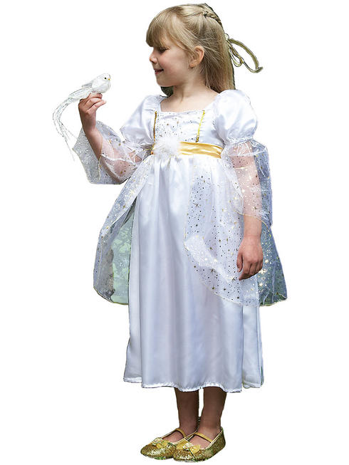 Girl's Travis Design Angel Costume