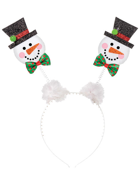 Snowman Christmas Head Bopper