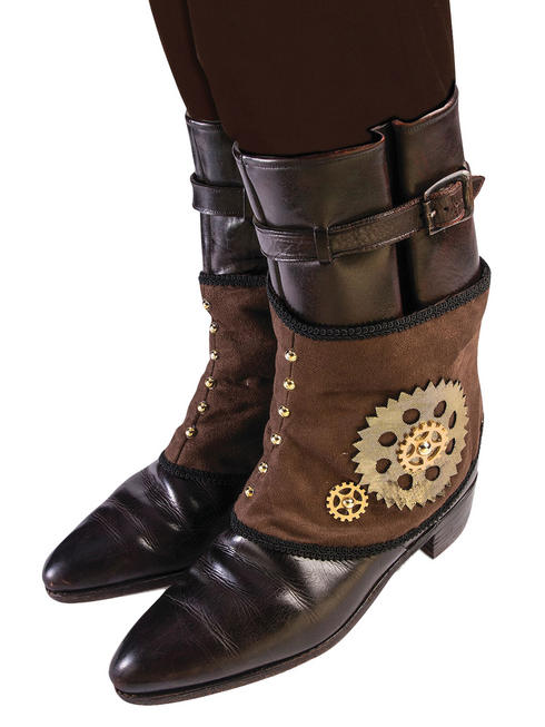 Adult's Steampunk Spats