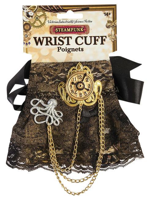 Adult's Steampunk Wrist Cuffs