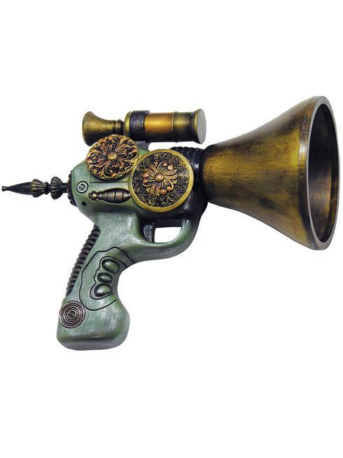 Adult's Steampunk Space Gun