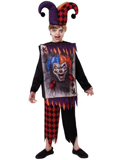 Child's Jester Halloween Tabard