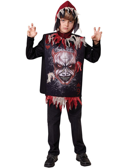 Child's Devil Halloween Tabard