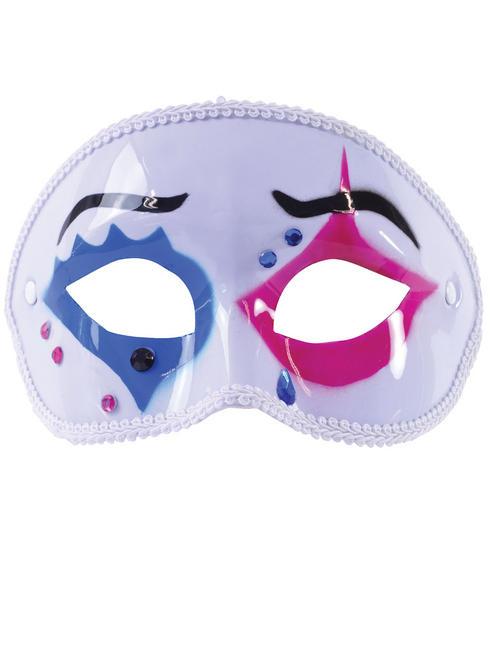 Adult's Harley Half Mask