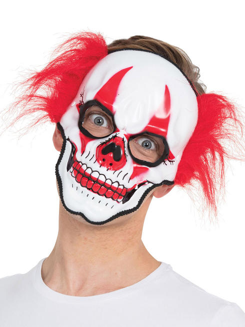 Adult's Clown Mask