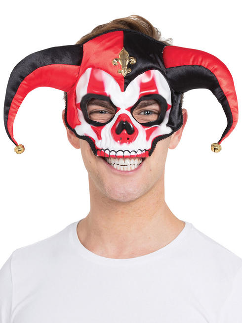 Adult's Jester Mask