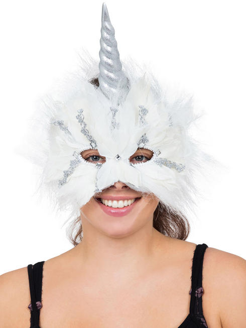 Adult's Unicorn Mask