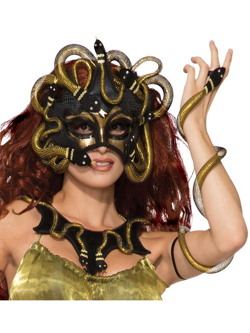 Ladies Medusa Mask
