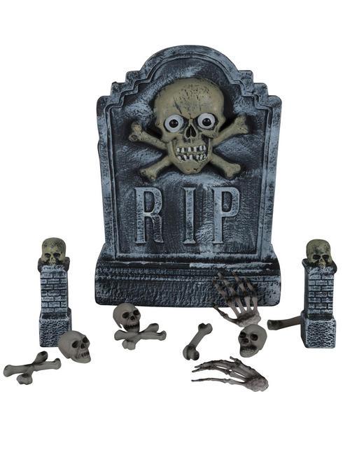 Halloween Cemetery Kit