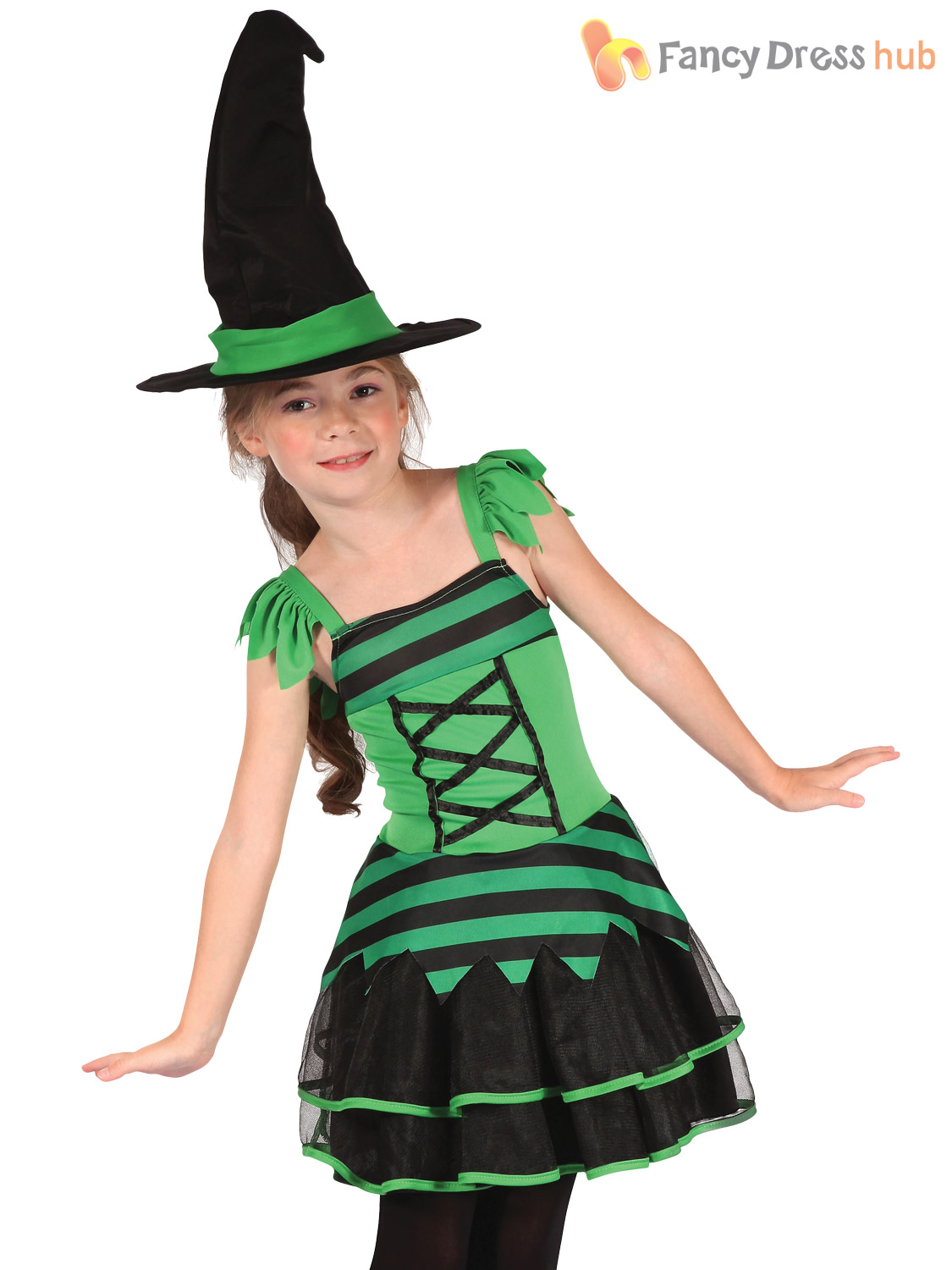 Entertaining Black witch costume