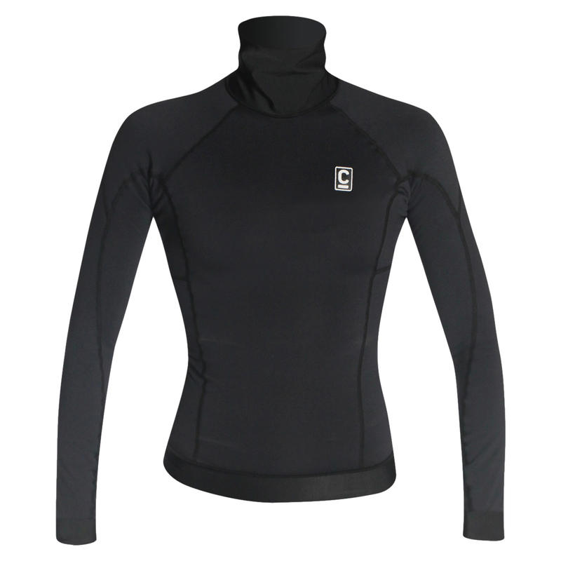 C-Skins Womens HDI Thermal LS Rash Vest