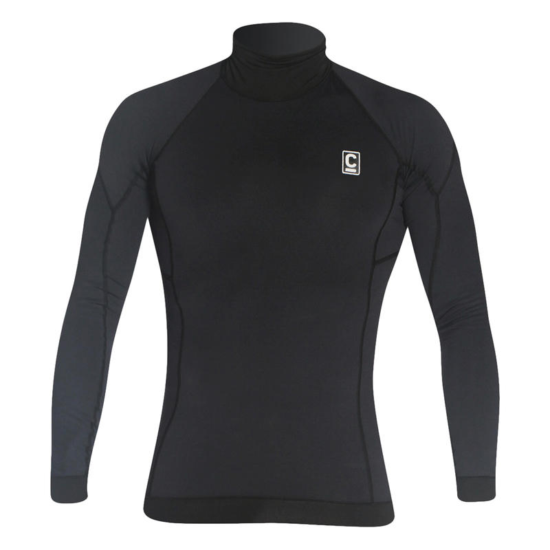 C-Skins Mens HDI Thermal LS Rash Vest