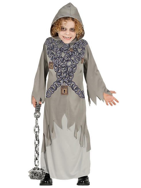 Boys Ghost Chains Costume