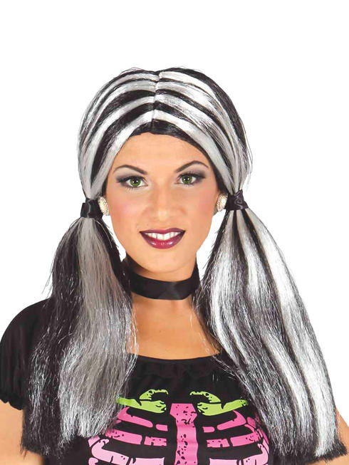 Ladies Ponytail Witch Wig
