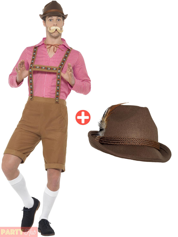 bavarian lederhosen costume