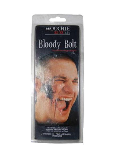 Bloody Bolt 3D Latex Scar