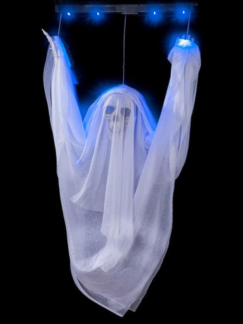 Floating LED Ghost with Sound