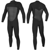 O'Neill Men's O'riginal FZ 5/4mm Wetsuit